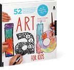 Книги для творчества, раскраски
