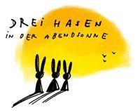 Производитель Drei Hasen in der Abendsonne - фото, картинка