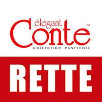 Rette (fishnet), серия Производителя Conte elegant