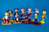 Наборы кукол, серия Производителя Волшебная мастерская
