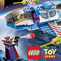Toy Story, серия Товара LEGO - фото, картинка