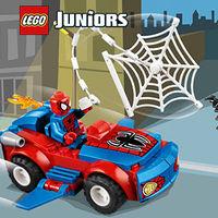 Juniors, серия Производителя LEGO