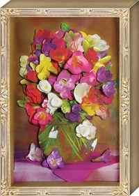 Цветочные букеты, серия Производителя Клевер